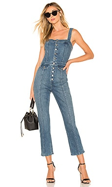 Hill Slim Jumpsuit GRLFRND $132 Collections