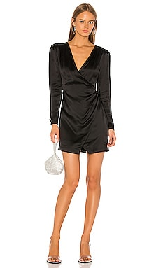Nik Shirt Dress GRLFRND $66
