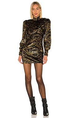 Janice Mini Dress GRLFRND $147