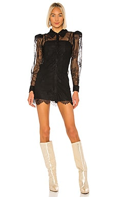 Nadine Mini Dress GRLFRND $181