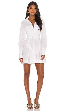Luca Shirt Dress GRLFRND $298