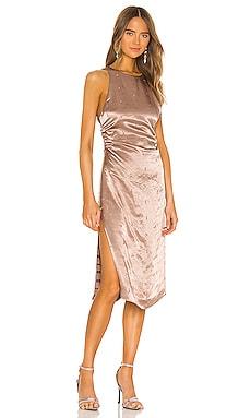 Frank Midi Dress GRLFRND $69 (FINAL SALE)