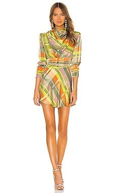 Leona Mini Dress GRLFRND $220