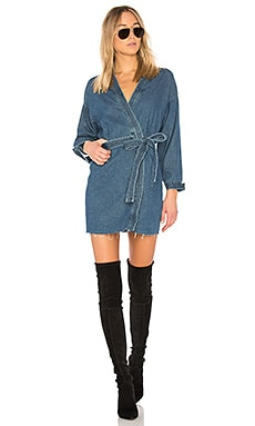 Kate Robe Mini Dress