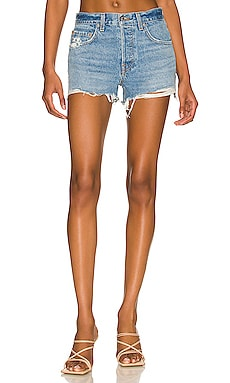 Helena High Rise Cut Off Short GRLFRND $160 NEW