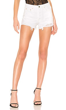 Cindy High-Rise Cut Off Short GRLFRND $98