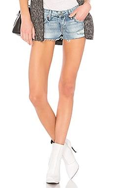 Josie Cut Off Shorts GRLFRND $89