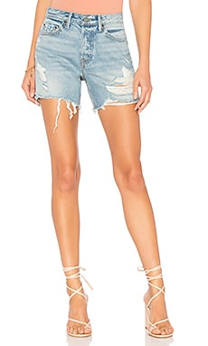 Jourdan Low-Rise Slim Tomboy Short
