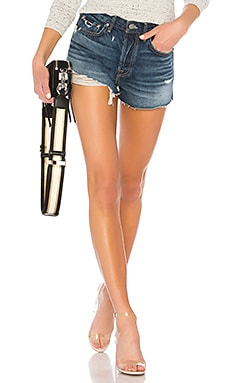 Cindy High-Rise Short GRLFRND $158
