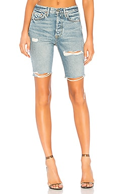 Beverly High Rise Long Short GRLFRND $95 Collections