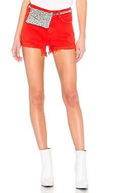 Cindy High-Rise Shorts