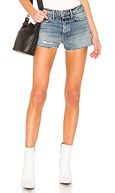 Cindy High-Rise Shorts GRLFRND $89 (FINAL SALE) Collections