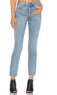 Karolina High-Rise Skinny Jean in Last Dance