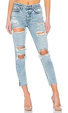 Karolina High-Rise Skinny Jean GRLFRND $248