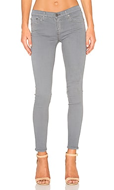 Candice Super Stretch Mid-Rise Skinny Jean