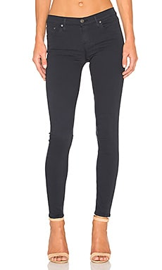 Candice Super Stretch Mid-Rise Skinny Jean in Picture This