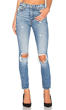 Karolina High-Rise Skinny Jean in I Put A Spell On You