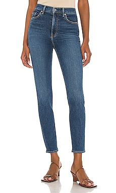 Kendall High Rise Stretch Skinny GRLFRND $195 Collections