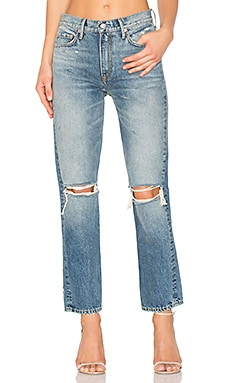 x REVOLVE Jane Straight Jean in Ball of Confusion
