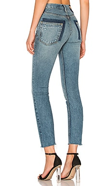Karolina High-Rise Skinny Jean in Whole Lotta Love