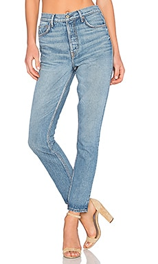 GRLFRND Karolina High-Rise Skinny Jean in The Way We Were