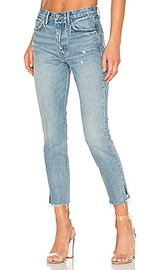 PETITE Karolina High-Rise Skinny Jean in Without Love