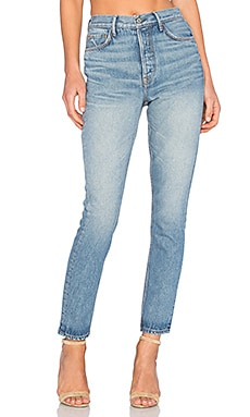 PETITE Karolina High-Rise Skinny Jean in The Way We Were