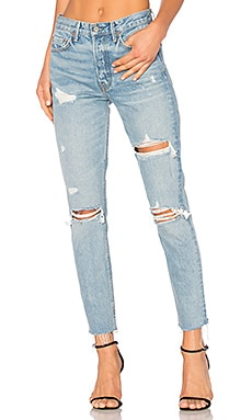 Karolina High-Rise Skinny Jean in A Little More Love