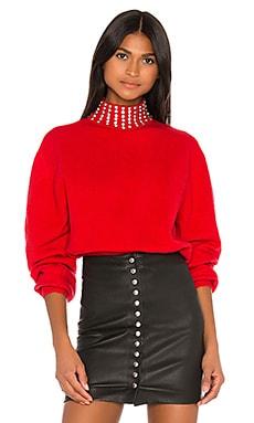 Katherine Embellished Sweater GRLFRND $119