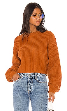 Joey Crewneck Sweater GRLFRND $188