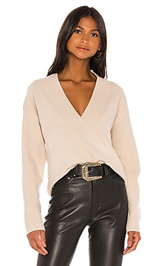 Olivia Tunic Sweater GRLFRND $198