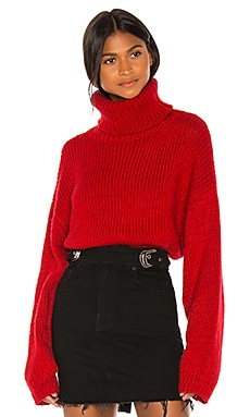 Samantha Turtleneck Sweater GRLFRND $198