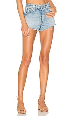 Cindy High-Rise Short GRLFRND $148