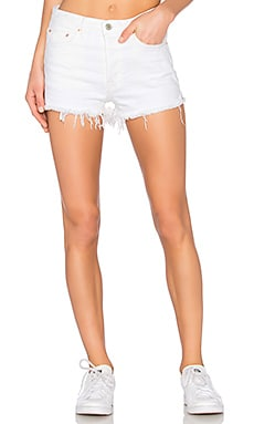 Cindy High-Rise Short in Rock Me Gently
