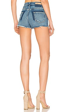 x REVOLVE Cindy High-Rise Short in Pink Moon