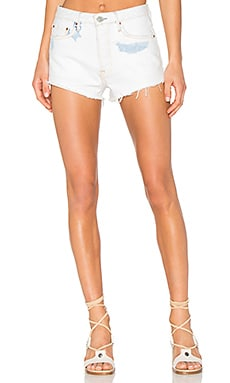 Cindy High-Rise Shorts