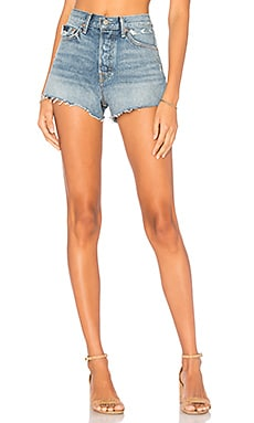 Helena High-Rise Short GRLFRND $148 BEST SELLER