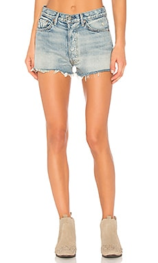 Dovima High-Rise Boyfriend Short GRLFRND $97
