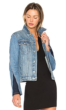 Bianca Denim Trucker Jacket
