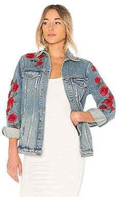 Daria Oversized Denim Jacket