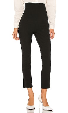 Power Hi Waist Cigarette Pant GRLFRND $228 Collections