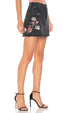 x REVOLVE Eva A-Frame Gusset Skirt GRLFRND $75 Collections