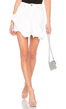 Giselle A-Line Ruffle Skirt