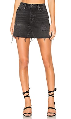 Eva Denim Skirt in Hotel California