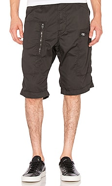 G-Star Powel Loose Half Short in Raven