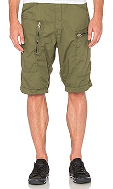 G-Star Powel Loose Half Short in Sage