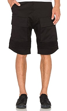 G-Star Vodan Half Short in Black