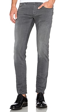 G-Star Defend Super Slim Slander Grey in Medium Aged