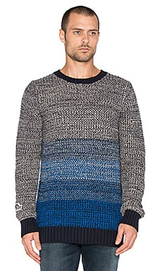 G-Star Coper Elv Knit in Deep Ink
