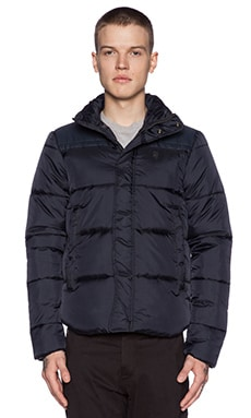 G-Star Wollston Jacket in Mazarine Blue